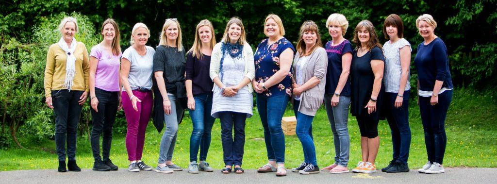 Hambledon Nursery Staff